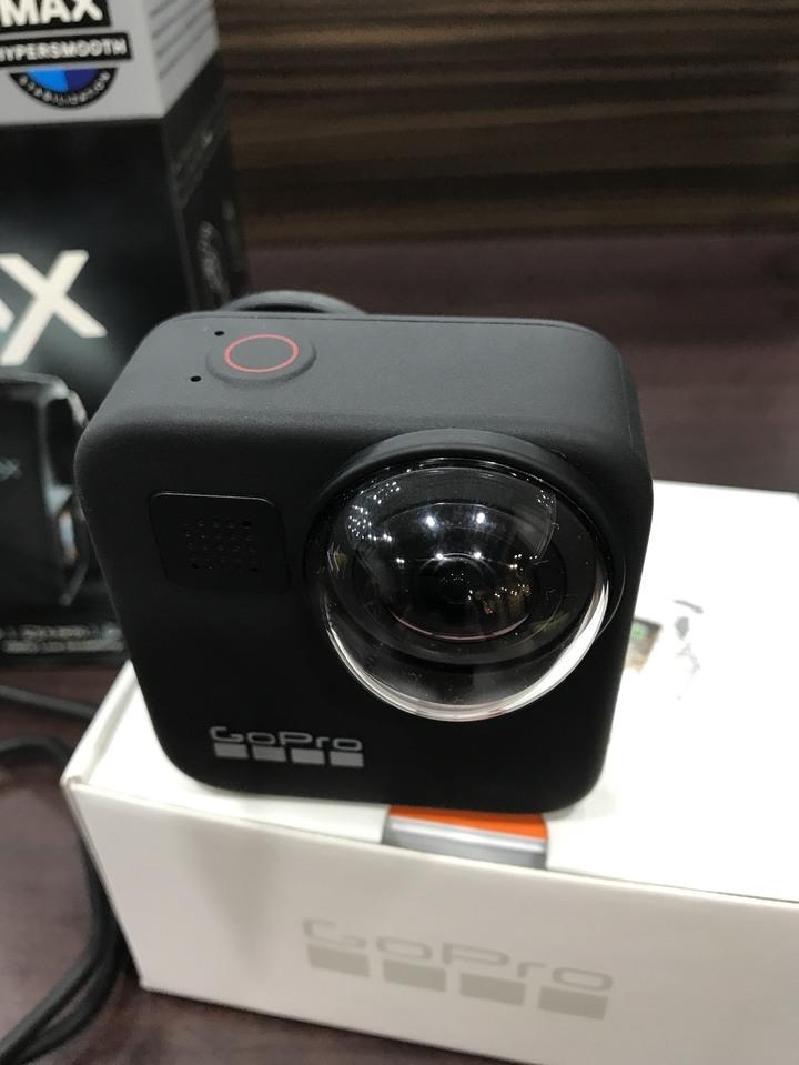 《歡喜家》GoPro MAX 360度 全景運動攝影機 三月購入於夢時代 九成九新