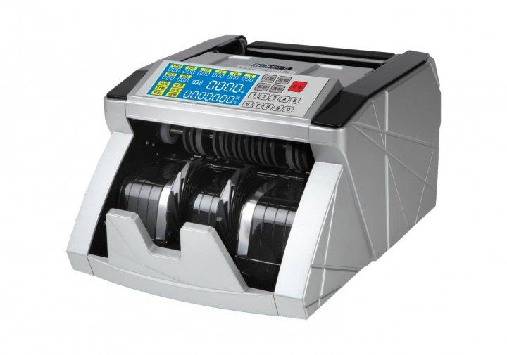 特價商品UIPIN多功能點驗鈔機U-868(台幣/人民幣)(可顯示各金額明細)