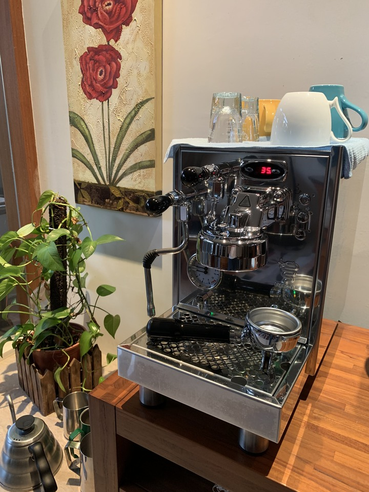 Bezzera BZ07 半自動義式咖啡機