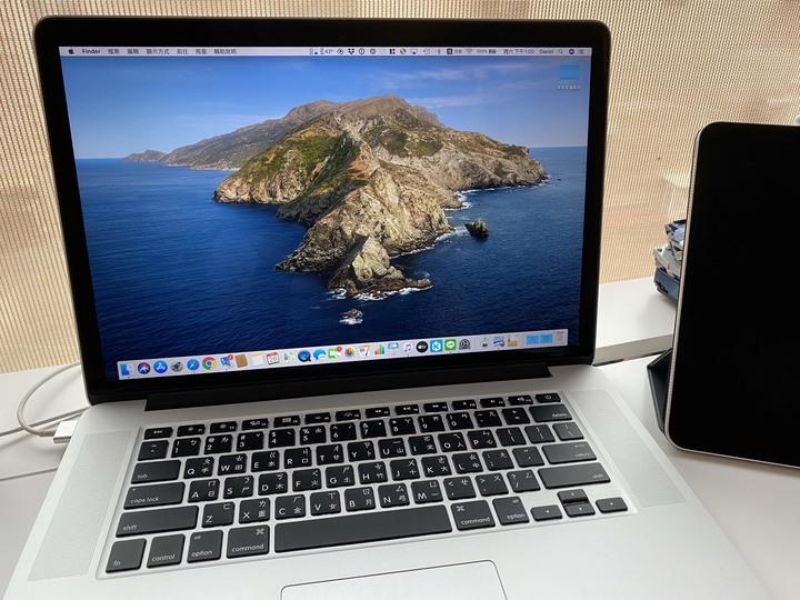 [全新電池] MacBook Pro 15吋 i7 2.2GHz 256GB SSD