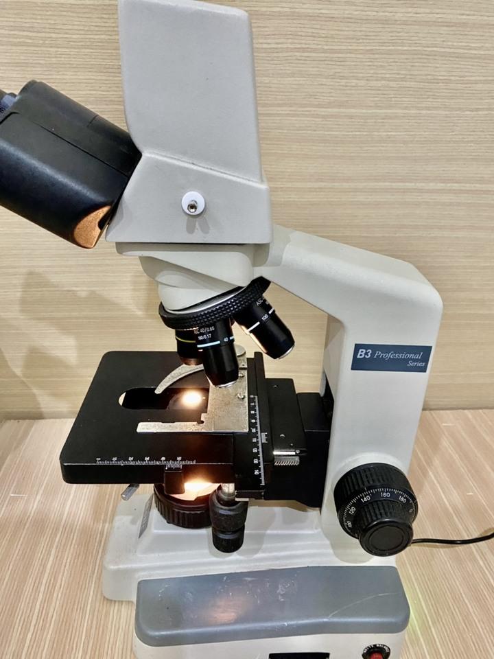 MOTIC B2 專業版顯微鏡(含CCD的顯微鏡~非常稀有!)