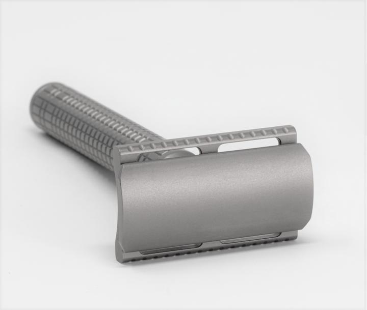 加拿大 Karve razor 傳統老式雙面刮鬍刀全刀不鏽鋼安全刮鬍刀Safety Razor