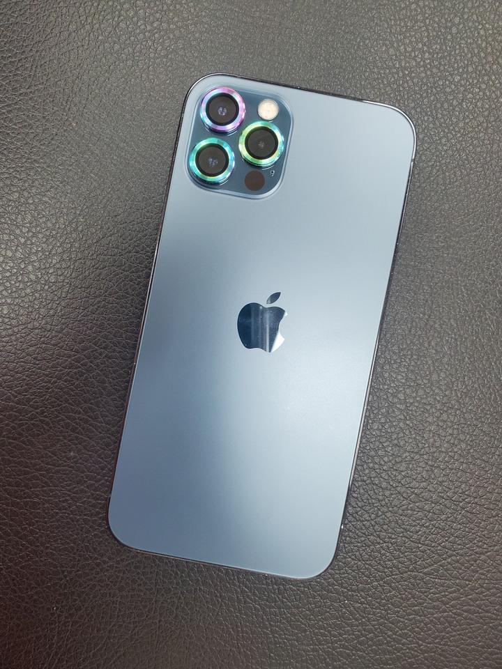 iphone12pro藍128G