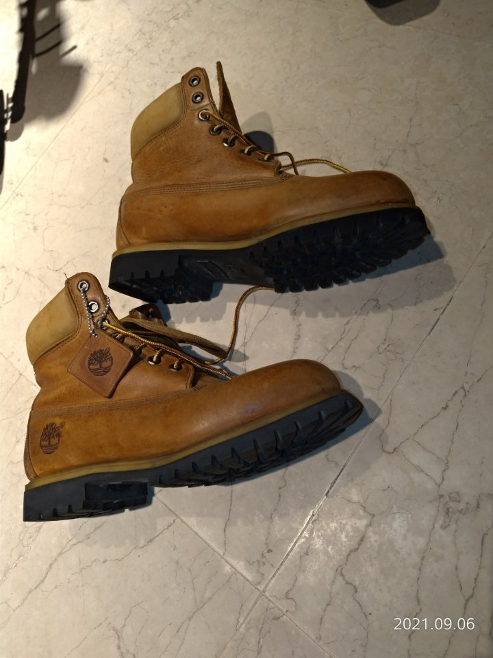 timberland 短靴