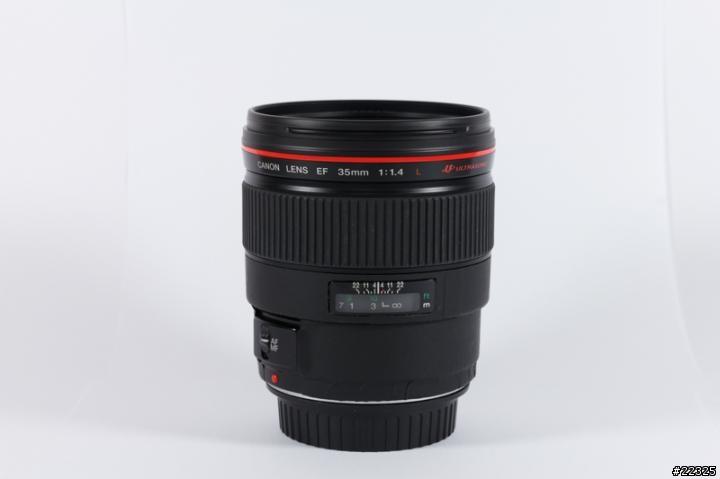 Canon 35L F1.4  億華 UV