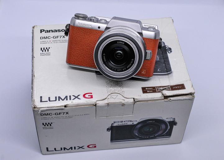 Panasonic GF7+12-32餅乾單鏡組 (GF8 GF9 GF10 GX7 GX85 EM10可考慮)