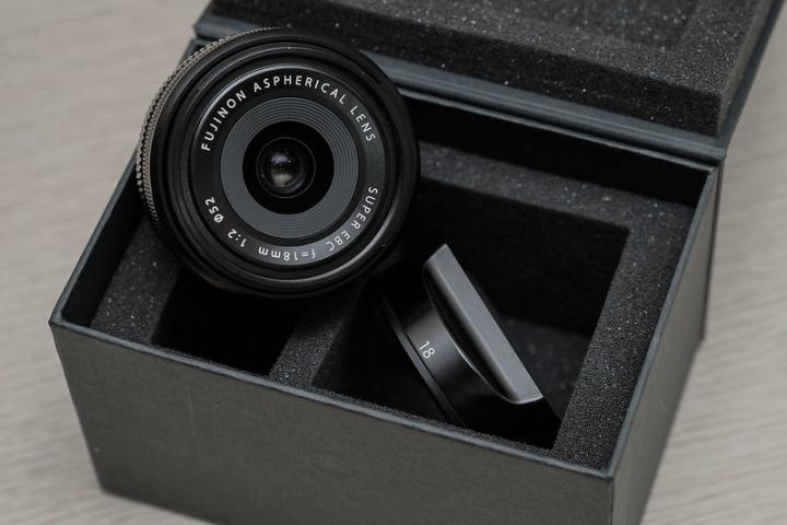 富士 Fujifilm XF18mm/F2 R (XF23 XF35 XF50)