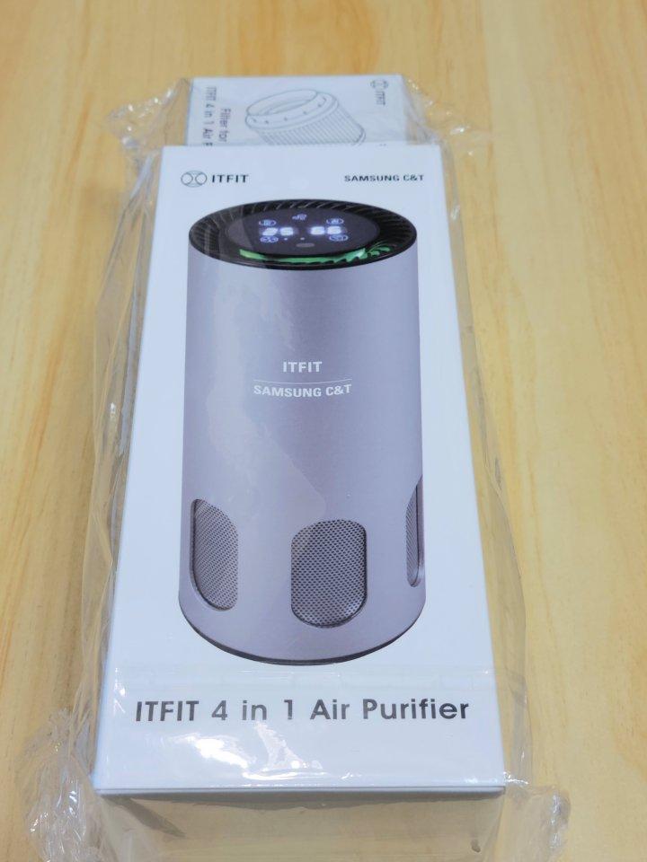 全新 ITFIT 四合一 除菌 空氣清淨機 Samsung ITFIT 4 in 1 Air Purifier
