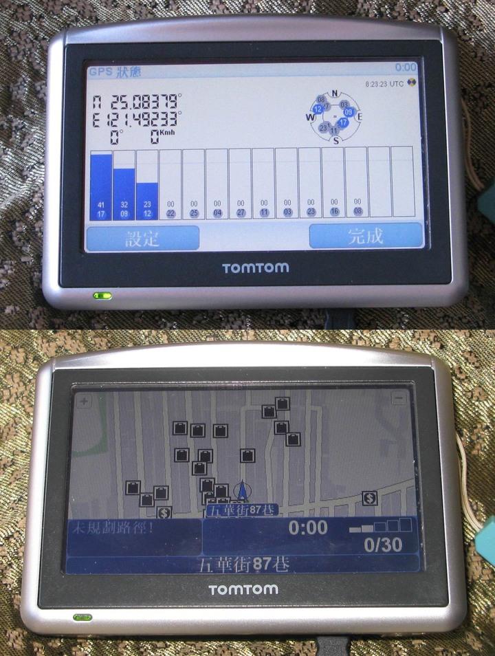 TOMTOMO ONE XL GPS導航系統