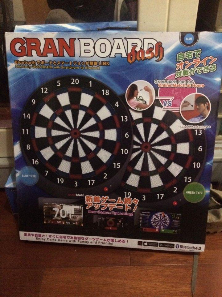 Gran Board dash電動靶