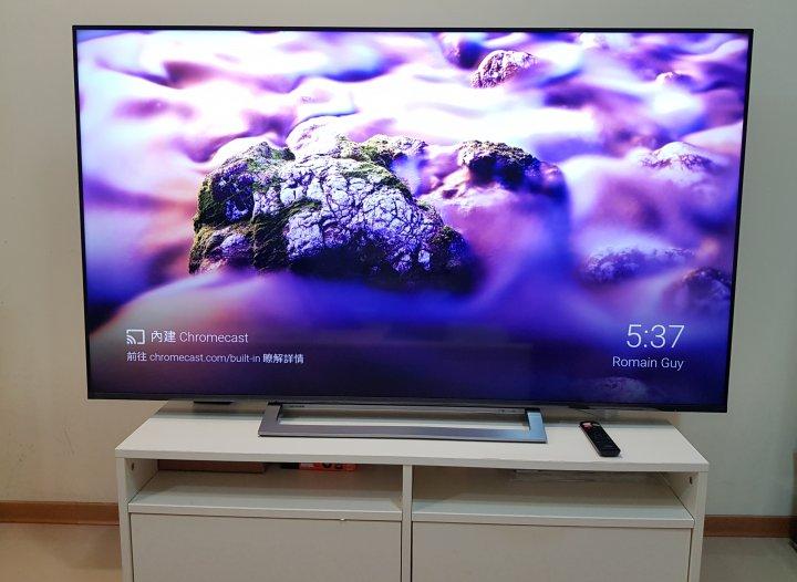 東芝65U7900VS 4KHDR 安卓TV