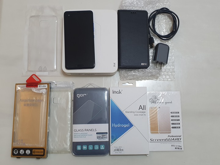 HTC U Ultra 4G/64G 5.7吋 藍色
