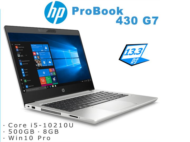 低於市售-全新 未拆HP Probook 430 G7 i5-10210U /512G /8G