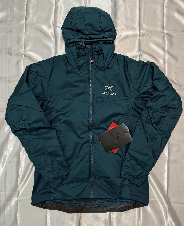 Arc'teryx Atom LT Jacket 男S號