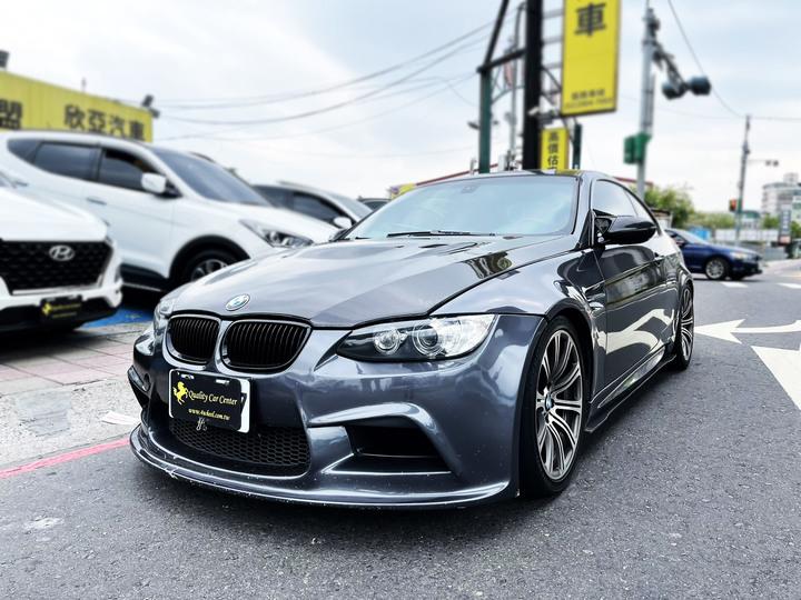 2008 BMW M3 一手車 跑9萬 王者彎道利器