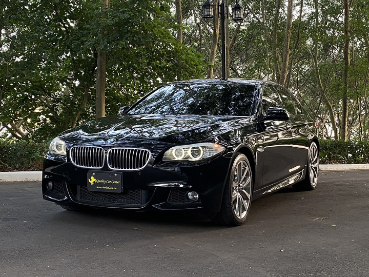 2010 BMW 535I 優質性能大型房車 全額貸