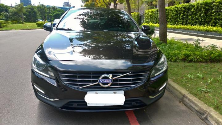 2015 VOLVO S60 T4 1.6L