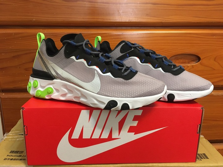 {官網購入}Nike React Element 55 SE