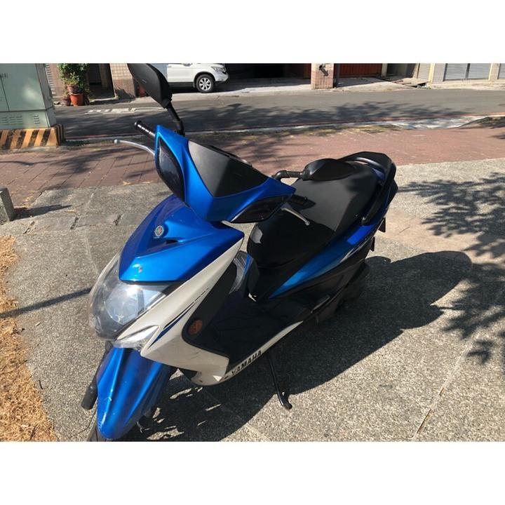 Yamaha 山葉 勁戰 125cc機車