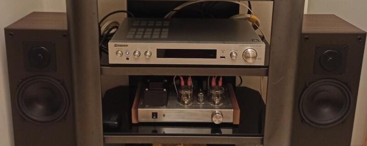 Pioneer SX-S30-網路立體聲擴大機