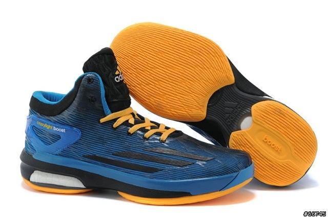不議價最低 9成新 正品公司貨 Adidas CrazyLight Boost 籃球鞋 書豪 深藍黑黃 US10