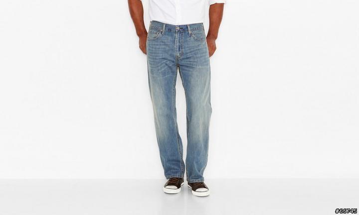不議價 底價出清 狀況良好 W30 Levis 569 Jeans relaxed