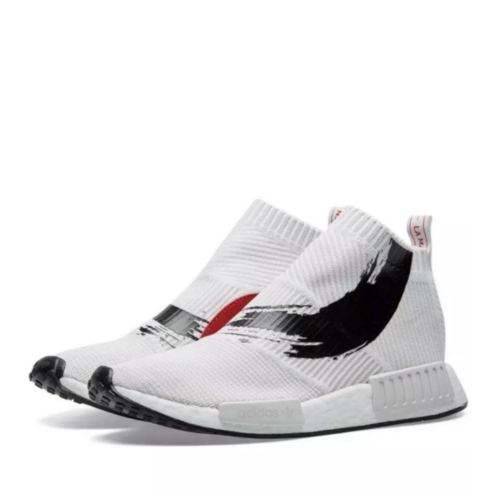 不議價全新正品日本帶回 Adidas Energy Nmd Cs1 Pk White Trainers Japanese