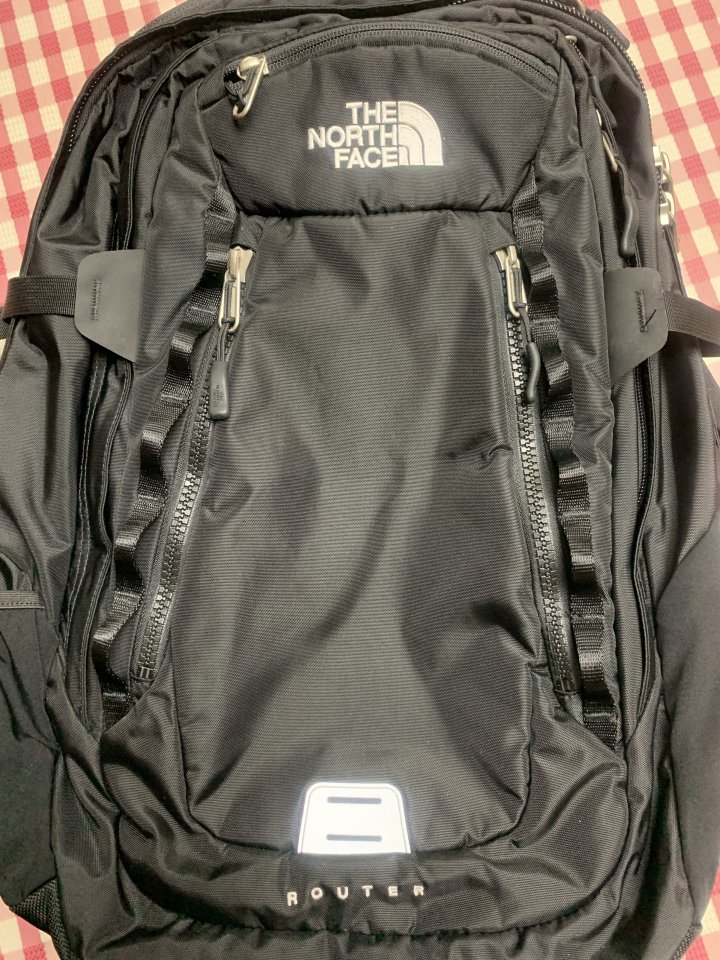 The North Face Router 背包 40L