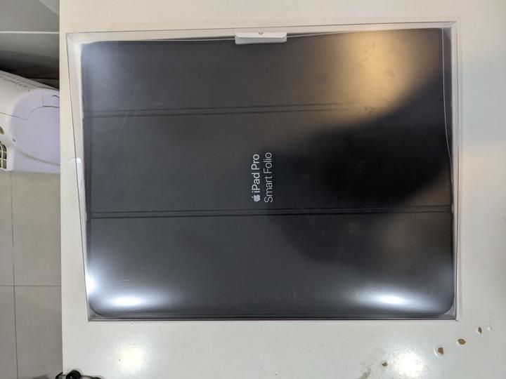 Apple 原廠 聰穎雙面夾 保護殼 適用於 2018 iPad Pro 3rd 12.9