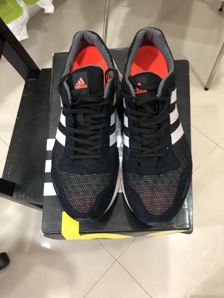 全新 Adidas Adizero Adios 慢跑鞋