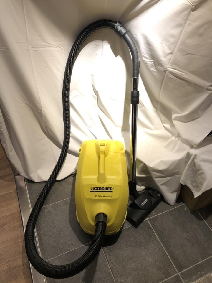 德國凱馳 DS 5800 水過濾式吸塵器