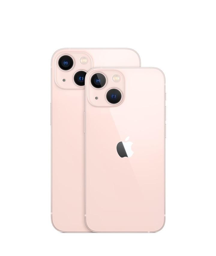 全新iphone 13粉紅128G 員林面交