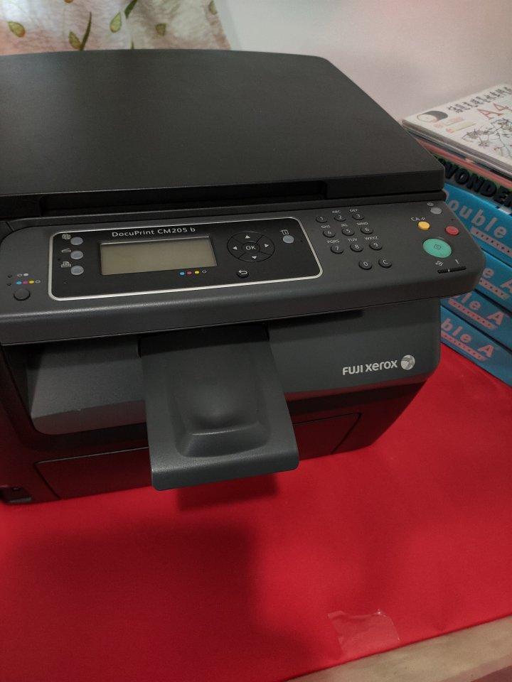 雷射印表機