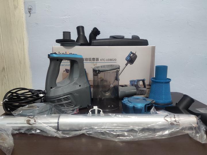 極新 二手 加濾芯材 歌林 KTC-UD8020 吸塵器