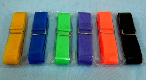 全新 魔鬼氈捆綁帶/可調式打包帶/扣環式捆綁帶100cm*2.5cm