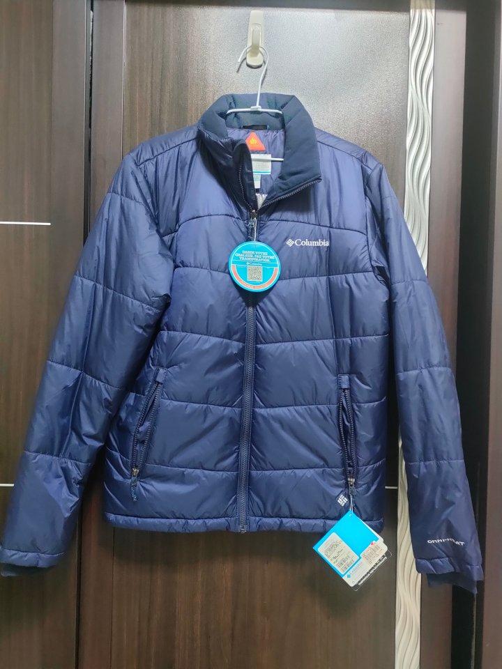 Columbia omni-heat thermal reflective單件式保暖外套