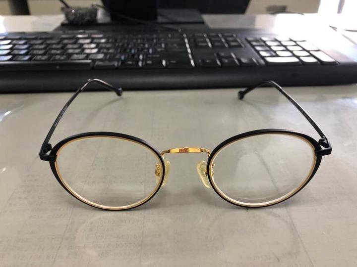 TITANIUM 鈦金屬 眼鏡 鏡框(日本製)