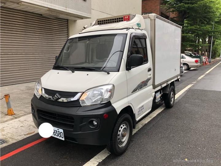 售2014年中華菱利冷凍小貨車 VERYCA廂型車1.3L負20度 DELICA VARICA 威利貨車 CARRY