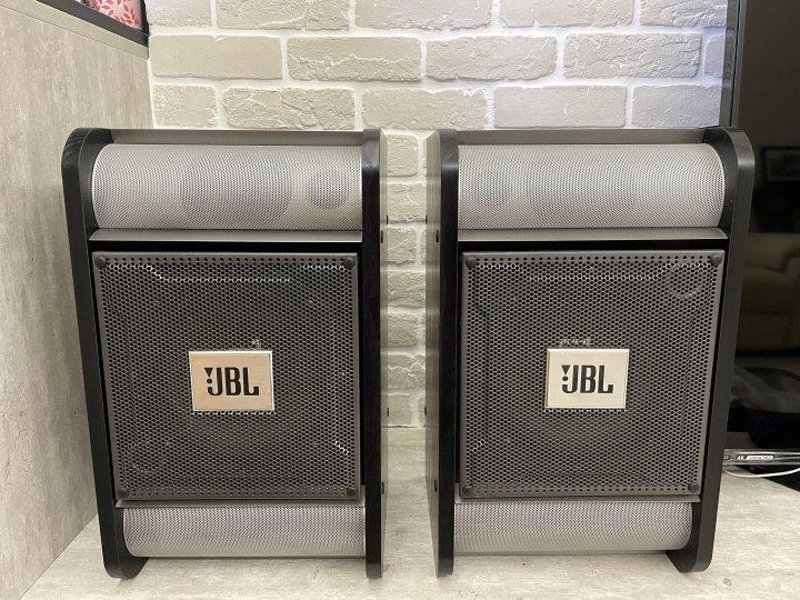 JBL RM8喇叭一組(黑色)