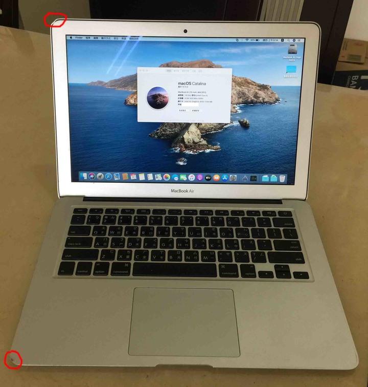 最後降價 APPLE MacBook Air 13吋 Core i5 全台最低價年份最新