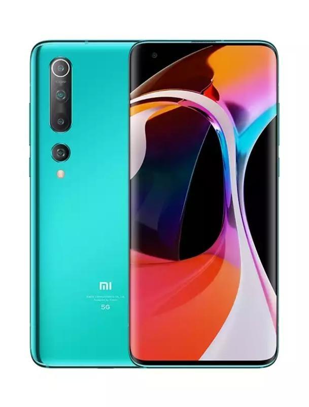 小米 10 MI 10 冰海藍 8G/256G 驍龍865 一億畫素 5G雙模