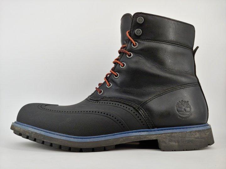 【Timberland】秋冬款Earthkeepers™ Stormbucks 6 吋防水獵鴨靴