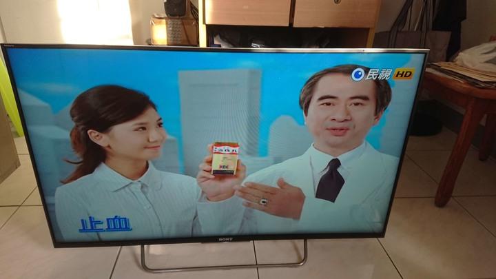 Sony 43吋主動式 3D FHD android可連網 samrt TV KDL 43W800C LG 三星可 參考