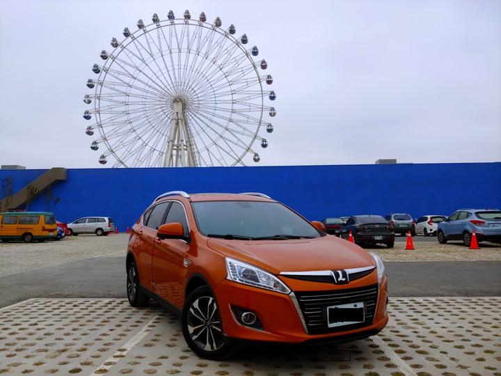 自售~納智傑U6 ECO 1.8T 3D安全型(橘色,車價89.2萬)