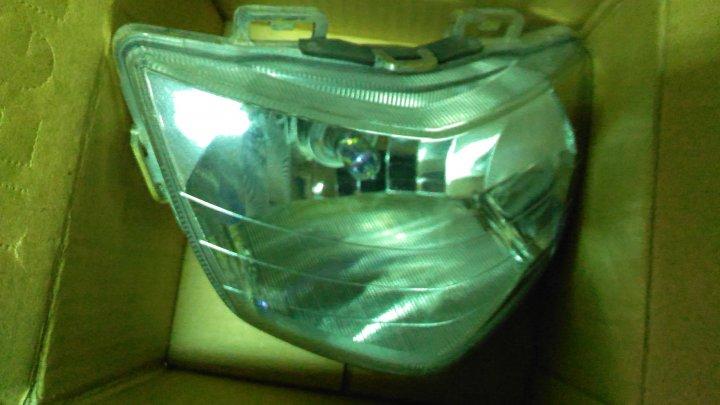 SUZUKI 鈴木 ADDRESS Z125 V125G 五期 小盤 大燈 含黃金光燈泡