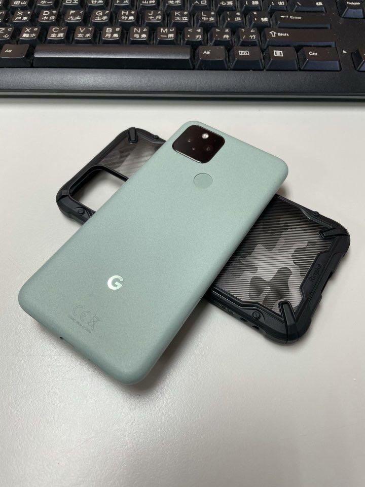 Google Pixel 5 綠色