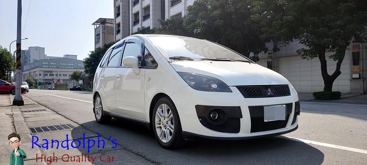 2010年 MITSUBISHI COLTPLUS 1.6 IO  代步優質小車 安卓機 大包 低月付全額貸3500交車