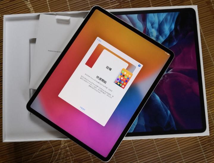 [出售]iPad Pro 12.9吋 256GB 2020 第四代 9.8成新