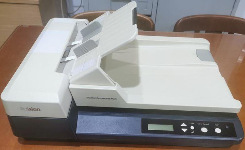 虹光Avision A4雙面高速饋紙式&平台掃描器