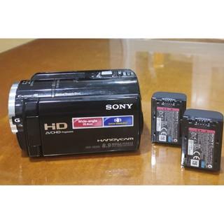 SONY內建160G硬碟.GPS定位和電子地圖數位攝影機